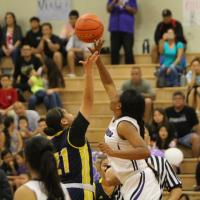 Waipahu stops Pearl City 47-22 on Lady Chargers Senior Night (1/4/2017)