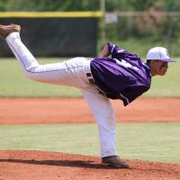 Neal goes the distance in Pearl City&#039;s 9-6 win over Mililani (4/6/2013)
