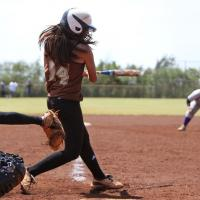 Mililani rallies past Pearl City 9-3 in OIA Varsity Softball (4/19/2014)