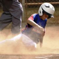 Kailua slides past Pearl City in 10 innings 5-4 at State Little League Tourney