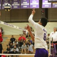 Pearl City sweeps Waialua 2-0 in OIA Western Division Boys Volleyball (3/7/2018)