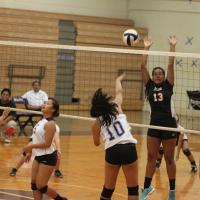 Pearl City sweeps Campbell 2-0 in OIA Red West Junior Varsity Girls Volleyball (