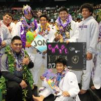 Pearl City finishes third at HHSAA State Boys Judo Championships (5/10/2014)