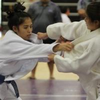 OIA Red Western Division Girls Judo: Pearl City vs. Mililani