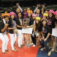 Pearl City Lady Chargers win the school's first HHSAA Girls State Wrestling Cham
