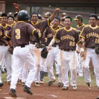 Mililani over Pearl City 5-3 in OIA Red West Baseball (4/5/2014)