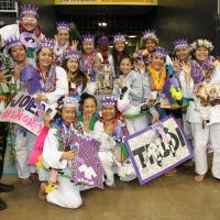 Pearl City Lady Chargers 3 PEAT as HHSAA State Judo Champions (5/10/2014)