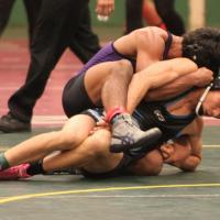 Pearl City Boys place second in OIA Varsity Wrestling Championship (2/23/2013)