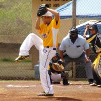 Photo of Pearl City verses Nanakuli in 2010 District 7 Little League Tourney.