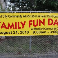 6th Annual Pearl City Family Fun Day at the Momilani Community Center (8/21/10)