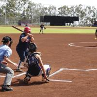 Waianae 11 Pearl City 1 in OIA Varsity Softball  3/13/10
