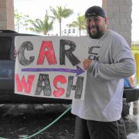 Pearl City Chargers Track Team Car Wash 4/11/10