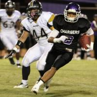 Pearl City over McKinley 31-20 in OIA White Division Varsity Football (9/9/11)