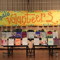 Volunteer Appreciation Day at Lehua Elementary (5/13/11)