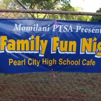 Family Fun Night at Momilani Elementary (5/13/11)