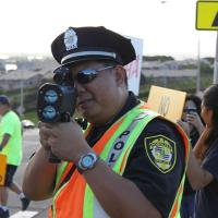 HPD aims to reduce speeding on Kaahele Street (1/25/11)