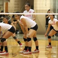 Kahuku overpowers Pearl City in OIA Red Play-offs 20-25, 25-23, 25-18, 25-18   (