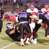 Pearl City over Waialua 34-6 in OIA White Division Varsity Football ( 9/23/11)