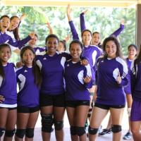 Lady Chargers celebrate Senior Day with final home game against Aiea (9/24/11)