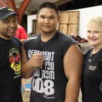Pearlside Boxing Club prepares for Dec. 11 Boxing Show at Momilani Community Cen