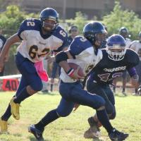Waipahu stops Pearl City  20-13 in OIA White Division JV Playoff Semifinals (10/
