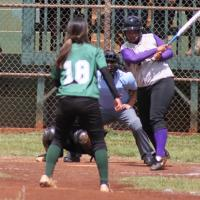 Lady Chargers reach OIA Semifinals after doubleheader sweep of Aiea (10/8/11)