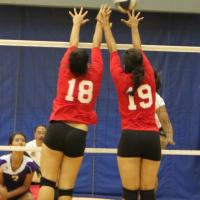 Kahuku over Pearl City 3-1 in OIA Red Division Girls Varsity Volleyball Champion