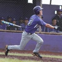 Pearl City gets past Waianae 8-7 in OIA Red West Division Baseball  (3/24/11)