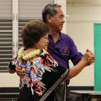 Pearl City Chapter and Beta Chapter of the Hawaii Ballroom Dance Association 