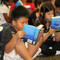 Free dictionaries for Waiau Elementary School third graders