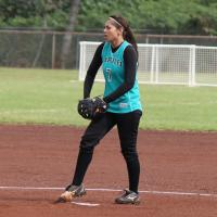 Kapolei beat Pearl City 6-1 in OIA Red West Division Softball  4/11/11)