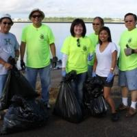 5th Annual Pearl Harbor Bike Path Cleanup (4/16/11)