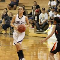Lady Chargers hustle past Campbell 62-59  (12/28/10)