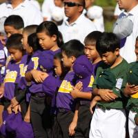 2011 Pearl City Little League Opening Day Ceremony (4/23/11)