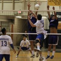 Moanalua makes it to OIA Boys volleyball title game with win over Pearl City (4/