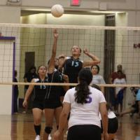 Kapolei over Pearl City 25-12, 21-25, 15-7 in OIA Girls Junior Varsity Volleybal