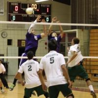 Leilehua sweeps Pearl City in OIA Volleyball Championship Tourney (5/3/11)