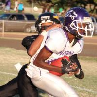 Pearl City over Nanakuli 20-19 in OIA White Division Junior Varsity Football (9/