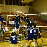 #1Punahou sweeps Pearl City in State Volleyball Quarterfinals 25-13, 25-18, 25-1
