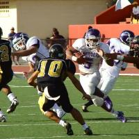 Pearl City remains unbeaten with 39-21 victory over McKinley in OIA White Vars F