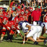 Pearl City wins big over Waialua 35-0 in OIA Junior Varsity Football (9/25/10)