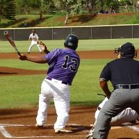 Pearl City 10  Mililani 3 in OIA Varsity Baseball 4/14/10