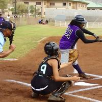 Pearl City splits double header with Kapolei in OIA Varsity Softball-Kapolei 2-