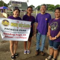 Mahalo for supporting PCCA BBQ Chicken Fundraiser! (9/28/2014)