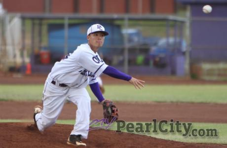 Pearl City wins rematch 9-3 over Waipahu in OIA Red Western Division Baseball