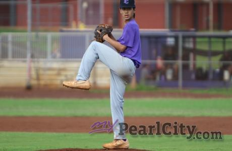 Pearl City over Waianae 13-2 (F/5) in OIA West JV Baseball (1.2.2020)