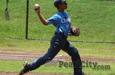 Central Maui beats Pearl City 9-7 in 2019 Hawaii State Minors Championship Tourn