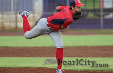 St. Louis over Pearl City 13-3 in Governor's Cup Preseason Baseball (2.22.2020)
