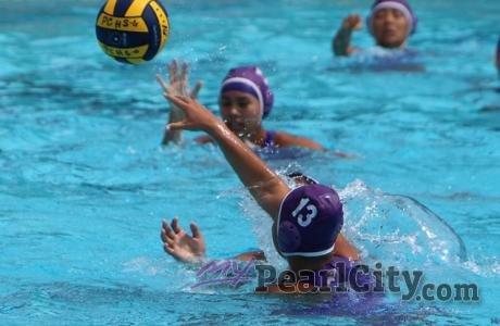 Pearl City opens OIA water polo regular season with 13-2 win over Waianae (3.7.2