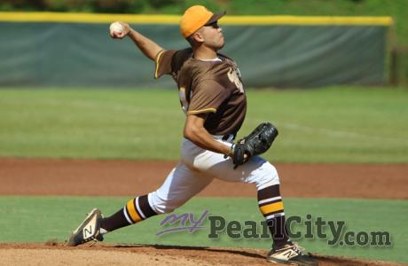 Mililani shuts out Pearl City 7-0 behind Joshua Reis 1 hit, 11 strikeout perform